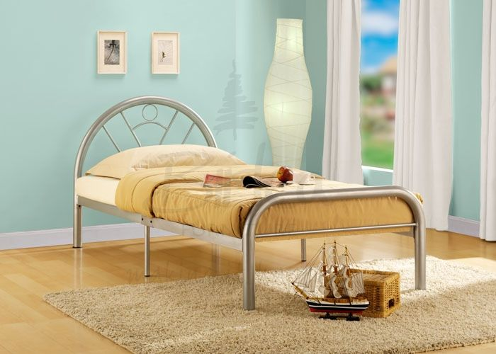 Birlea Solo 3ft Single Metal Bed Frame £58
